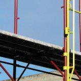 Ponteggi edili non a norma, cantiere sanzionato a Bisceglie