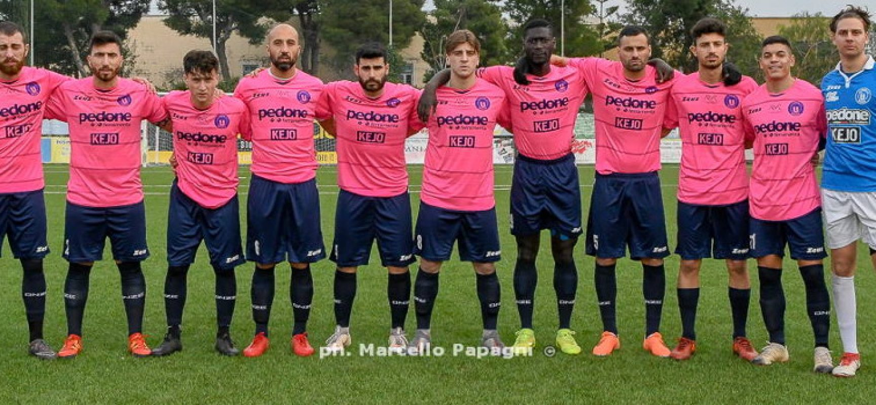 """Unione Calcio, al """"Di Liddo"""" arriva la terza forza Vigor Trani"""
