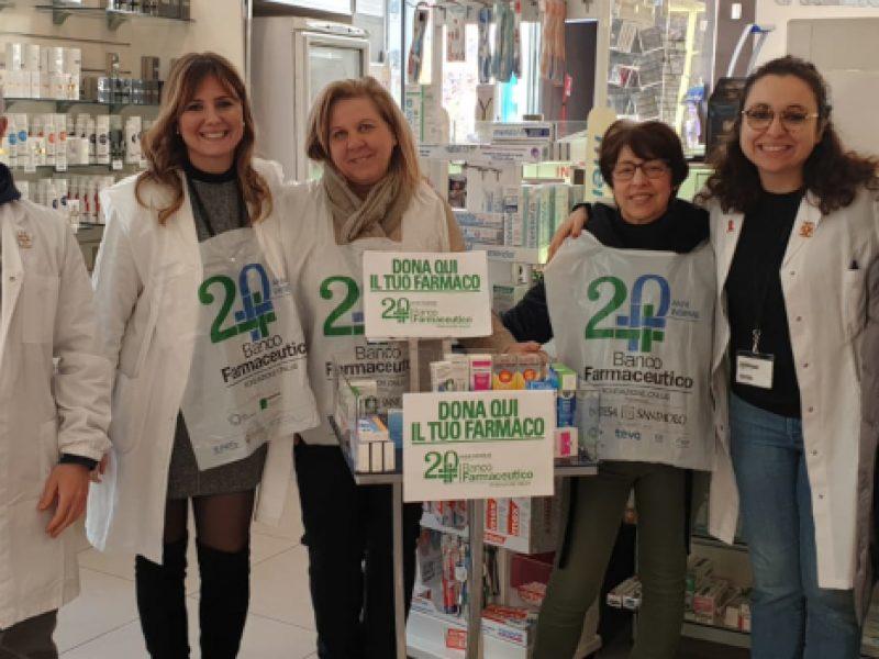 Raccolta farmaco, report settimana solidale nelle sei farmacie biscegliesi aderenti