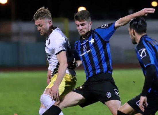 Il Bisceglie Calcio chiude il tour de force sul difficile campo della Ternana