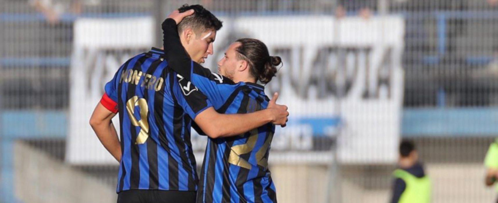 Montero gol, pari tra Bisceglie ed Avellino