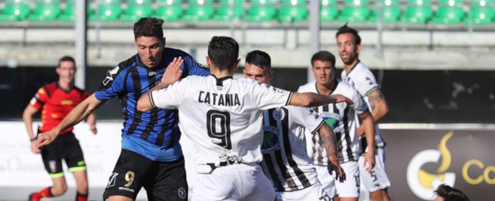 Bisceglie Calcio: contro la Sicula Leonzio in palio la permanenza in C