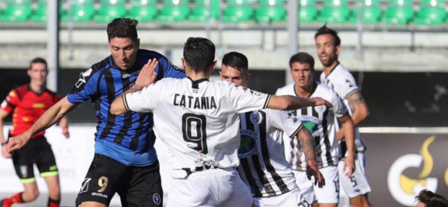 Bisceglie Calcio sconfitto dalla Sicula Leonzio nello scontro salvezza