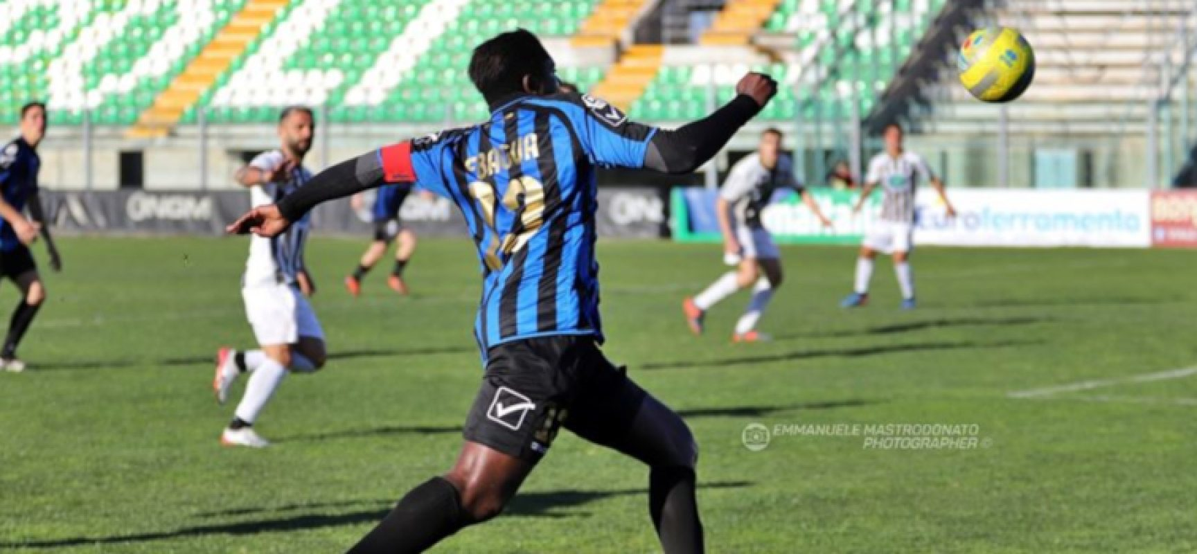 Bisceglie Calcio, sfida cruciale sul campo del Picerno