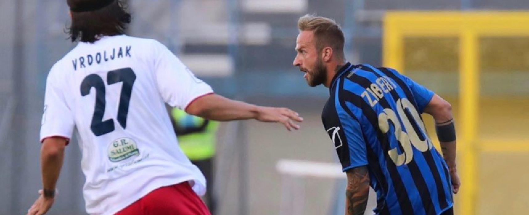 Bisceglie Calcio sconfitto dal Picerno, la corsa salvezza si complica