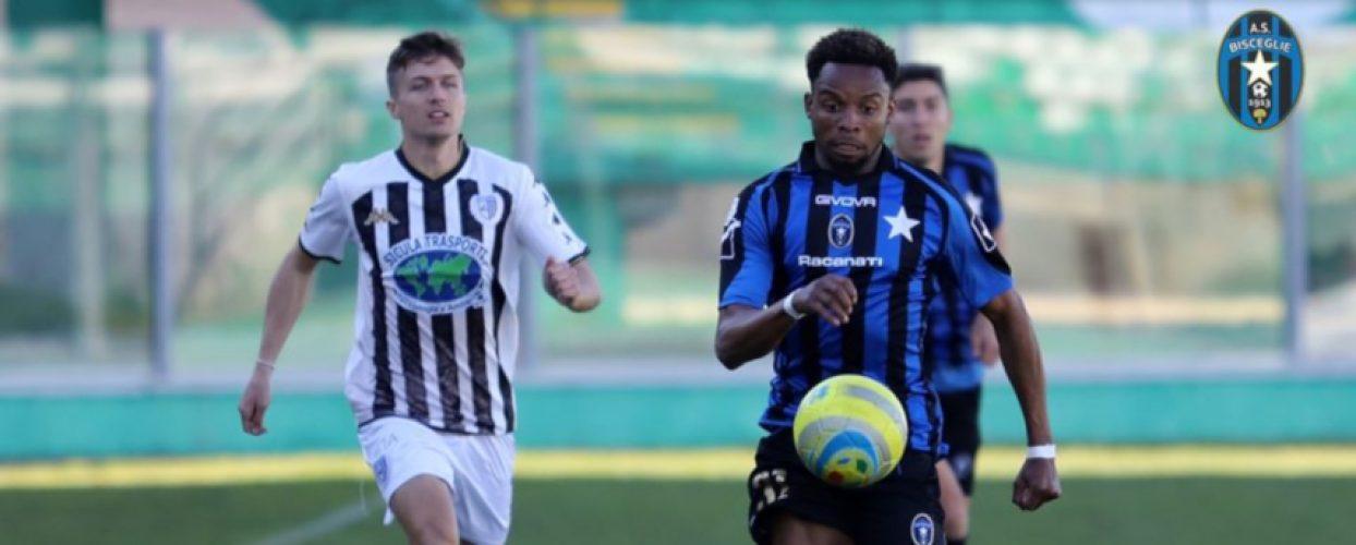 """Il Bisceglie Calcio torna al """"Ventura"""", ospite la Viterbese nel turno infrasettimanale"""