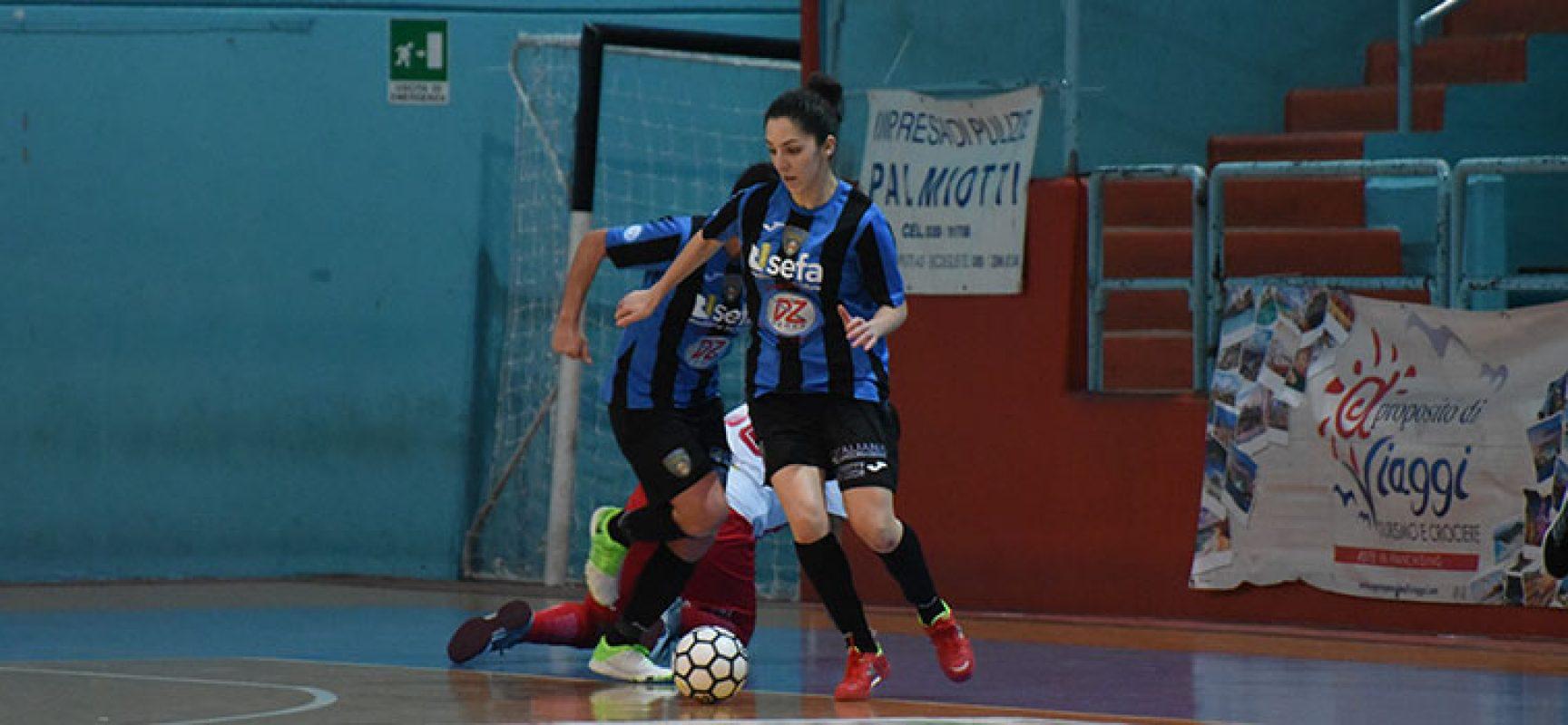 Bisceglie Femminile ospita la Lazio nell'anticipo al sabato