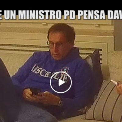 """Scherzo delle Iene al Ministro Boccia: """"Io con Renzi? Ma siamo impazziti?"""" / VIDEO"""