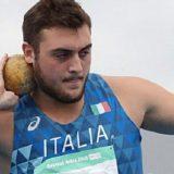 Carmelo Musci convocato in Nazionale per il meeting internazionale under 20