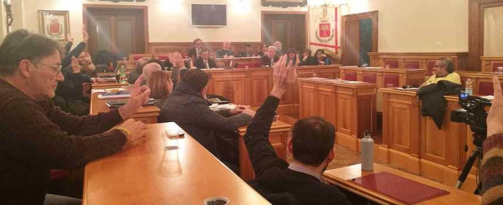 Consiglio comunale, maggioranza approva rendiconto esercizio 2018