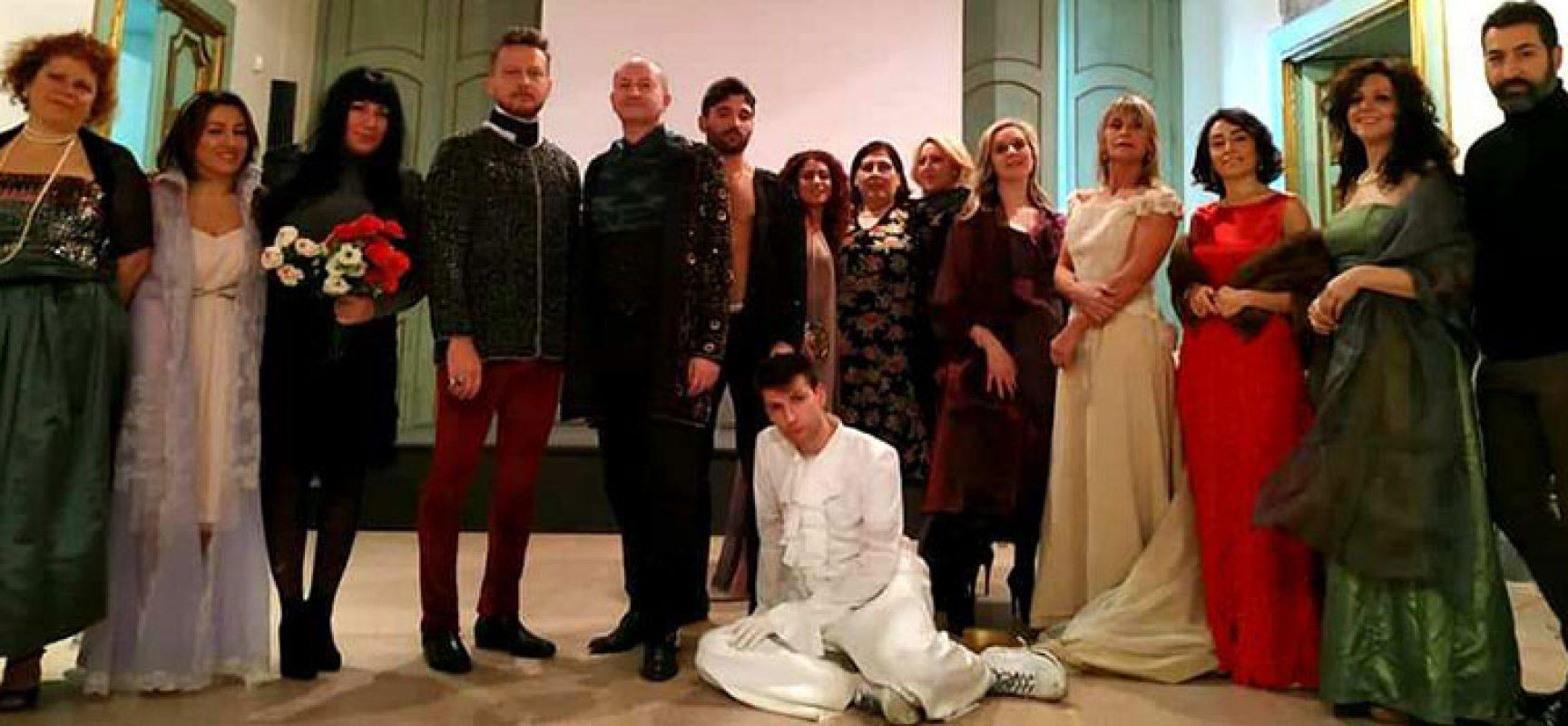 """""""Hotel Dorian Gray"""", spettacolo tra arte e solidarietà"""