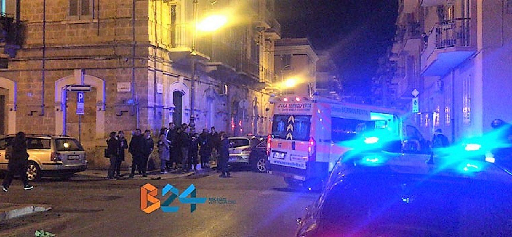 Incidente in via Piave, donna al pronto soccorso