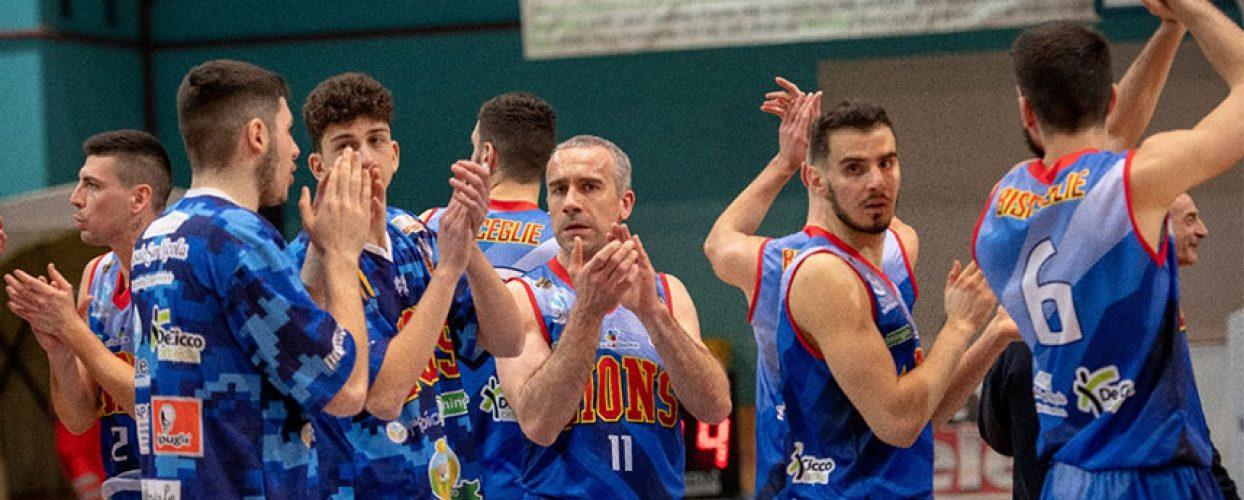 Lions Bisceglie, Federazione dichiara concluso il campionato di Serie B