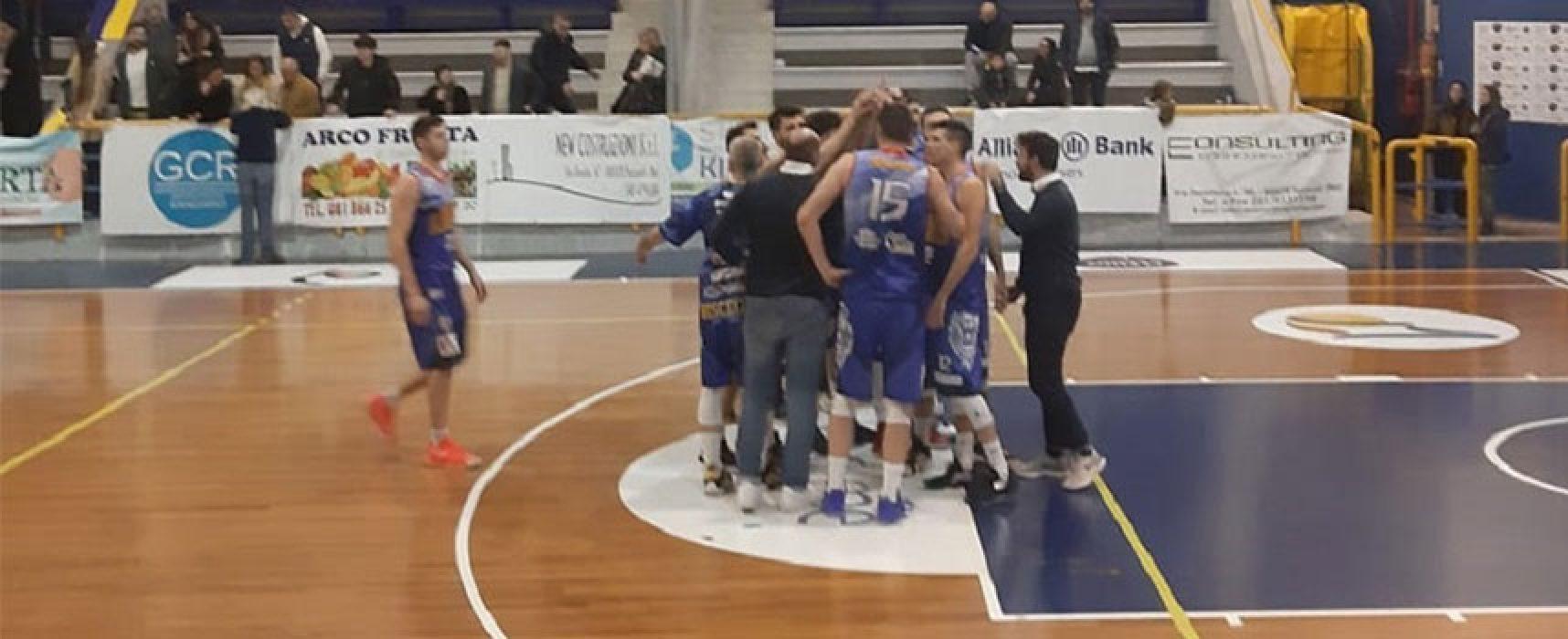 Lions Bisceglie vince e convince a Pozzuoli
