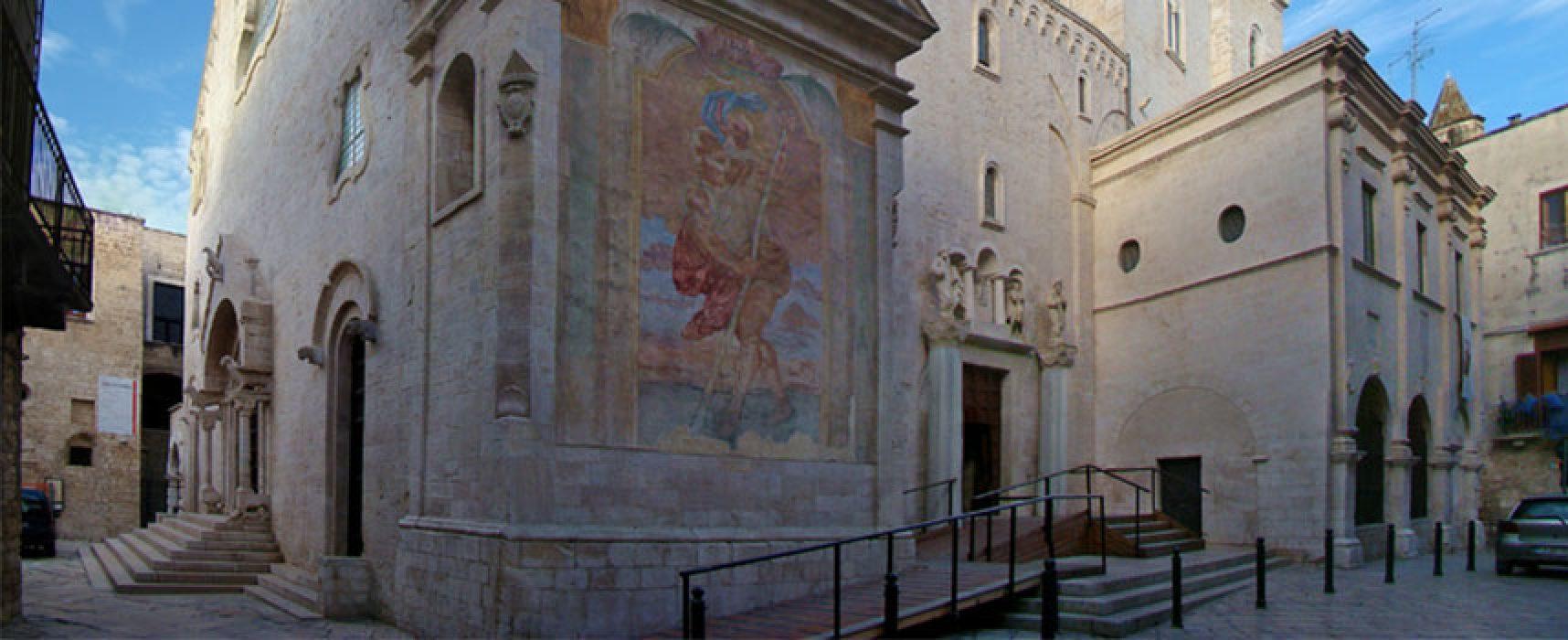 A Bisceglie mostra di diorami pasquali in piazza Duomo