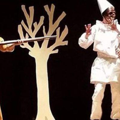 """Chiledren 84, al don Sturzo in scena: """"Pulcinella all'inferno"""""""