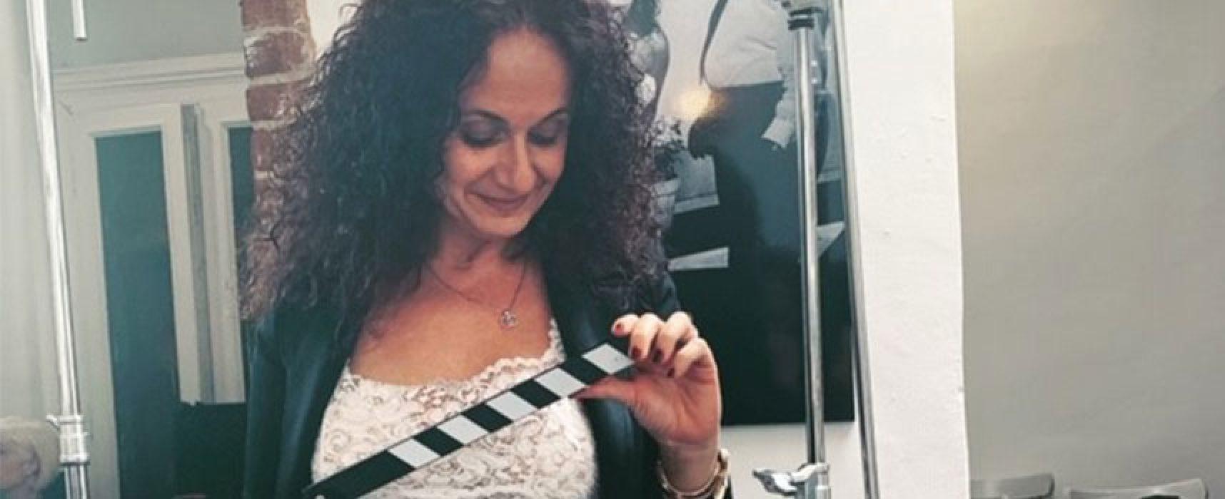 La biscegliese Rossella Di Liddo a Sanremo per gli eventi artistici