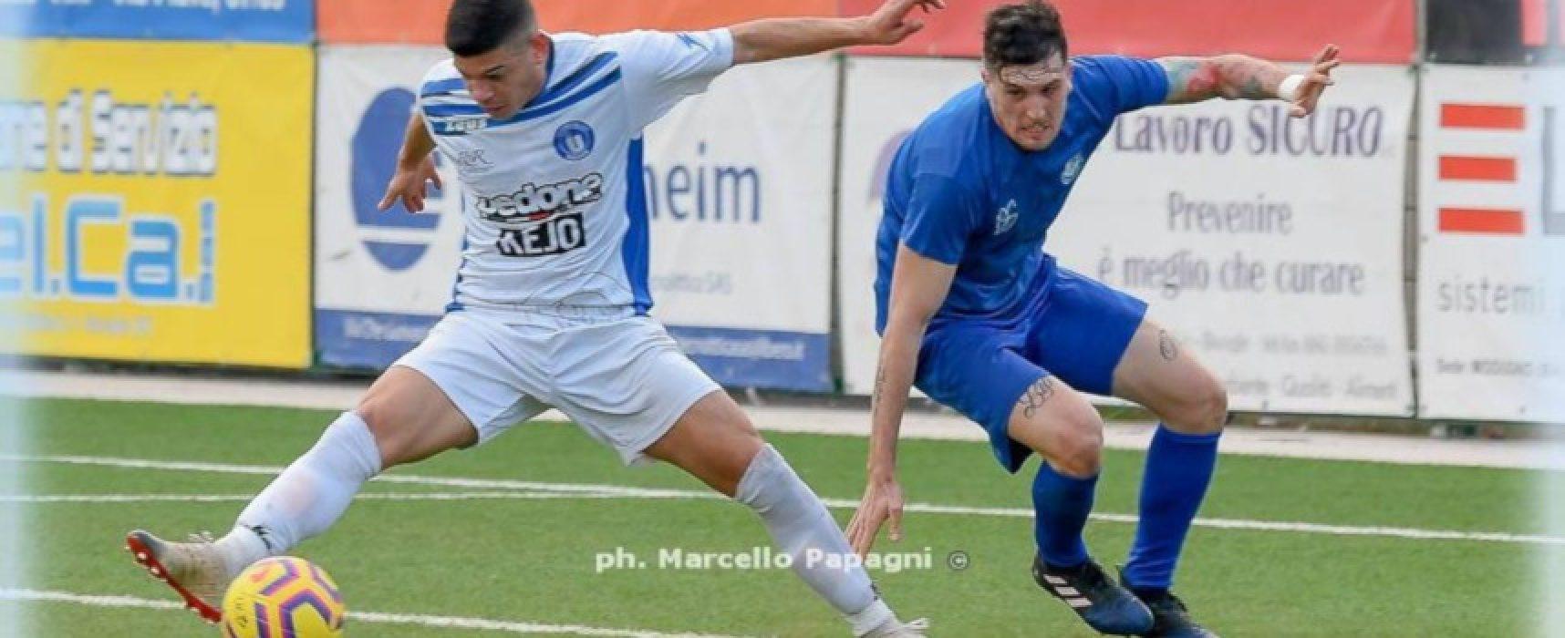 Unione Calcio attesa dall'insidiosa trasferta di Ugento