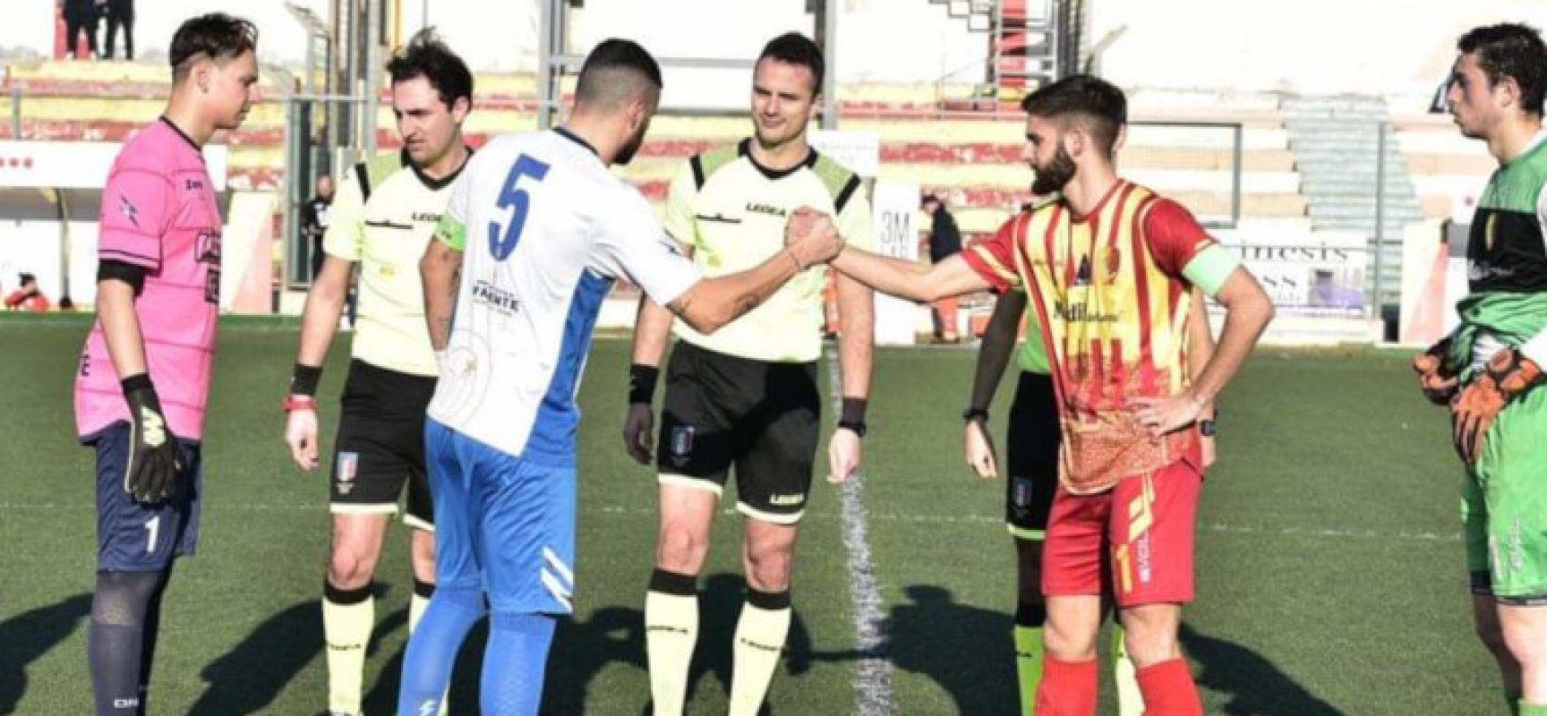 Pari all'ultimo respiro per l'Unione Calcio a Gallipoli