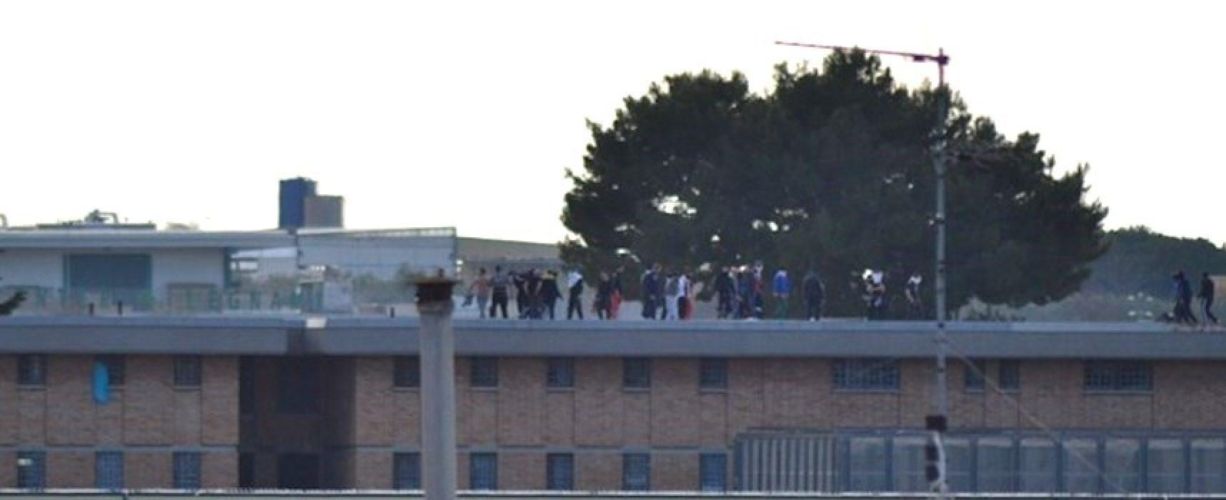 Caos carcere di Trani, problemi viabilità sulla strada statale 16