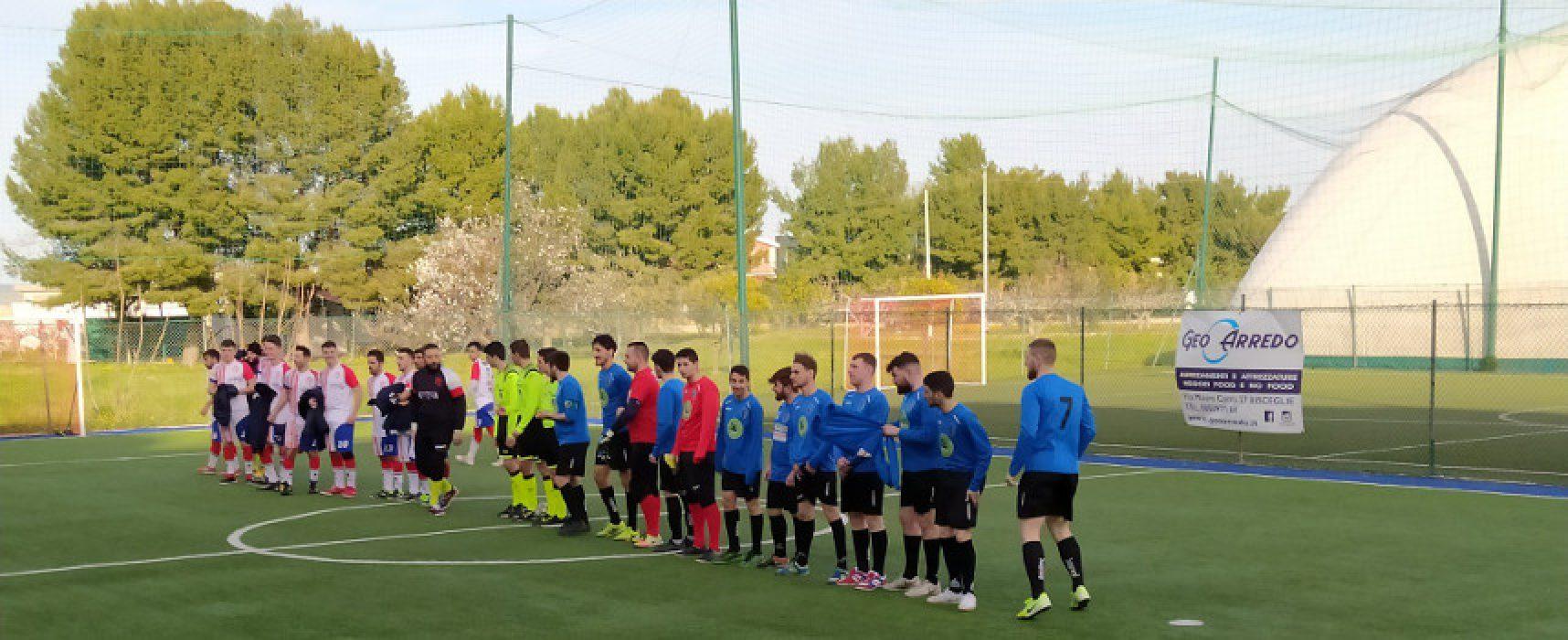 Turno infrasettimanale a Monte Sant'Angelo per il Futbol Cinco