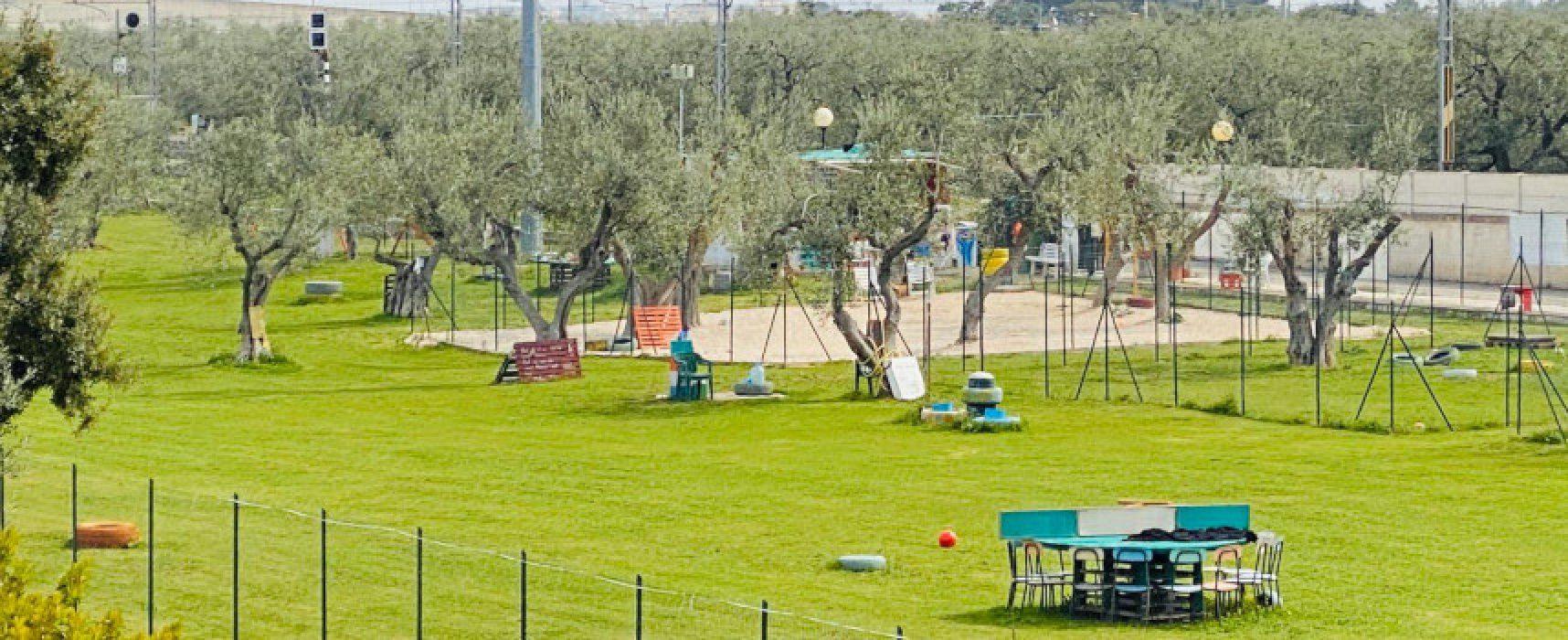 """Coronavirus, associazione """"Noi"""" mette a disposizione un parco per i più deboli"""