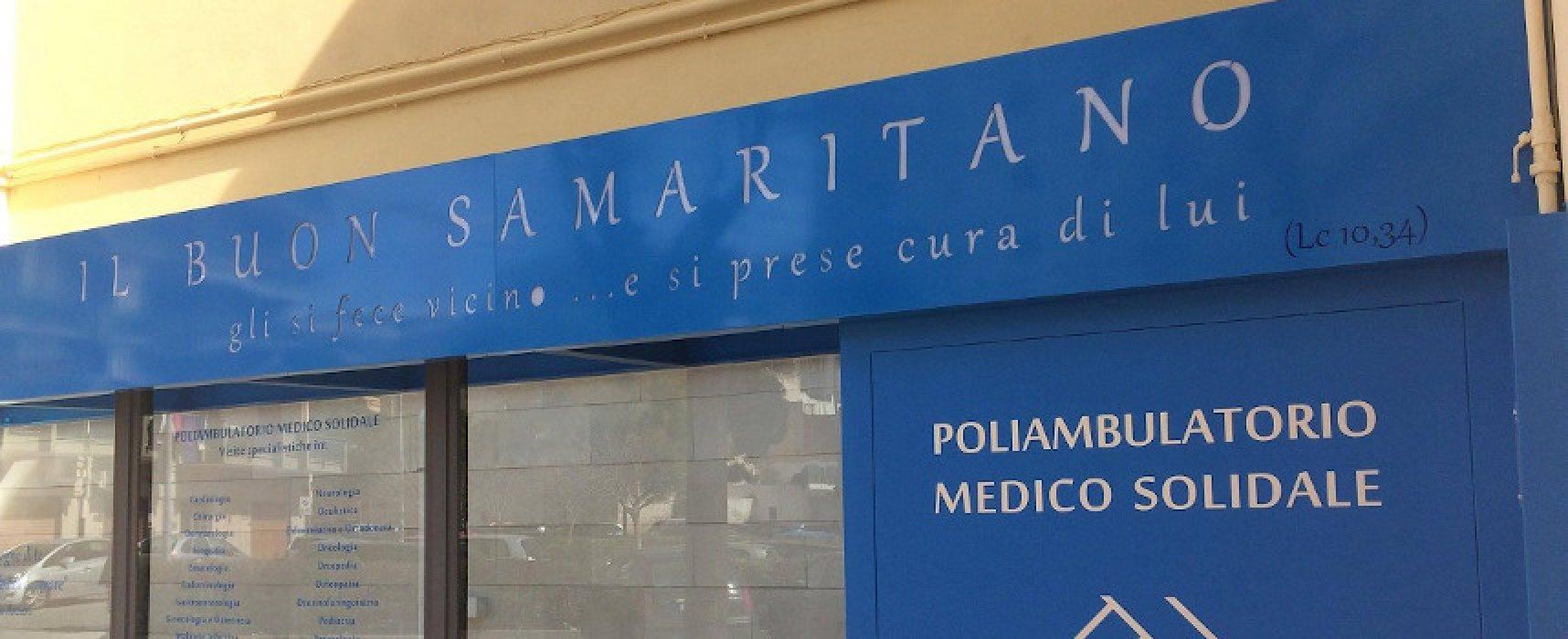 """Poliambulatorio """"Il buon Samaritano"""" compie un anno: tavola rotonda con Michele Emiliano"""