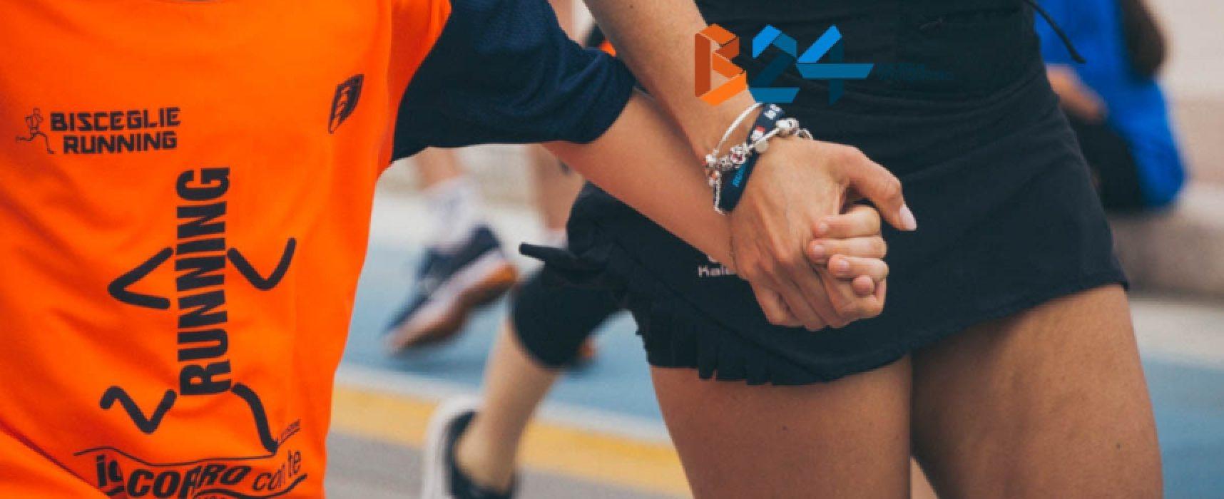 Il colore, l'entusiasmo e il sorriso dei runner nel video-dedica di Bisceglie Running