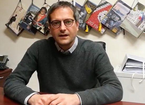 """Angarano: """"Casi Covid-19 a Bisceglie salgono a 11, oggi responsabilità collettiva non dimostrata"""" / VIDEO"""