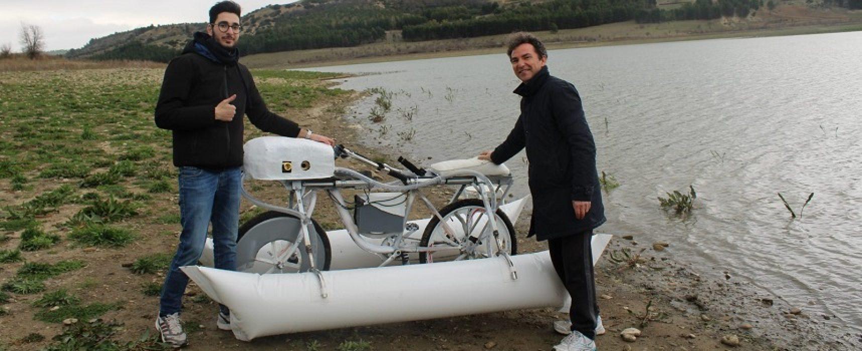 """La """"Bicicletta Rana"""" finalista del concorso europeo per scienziati Eucys / VIDEO"""