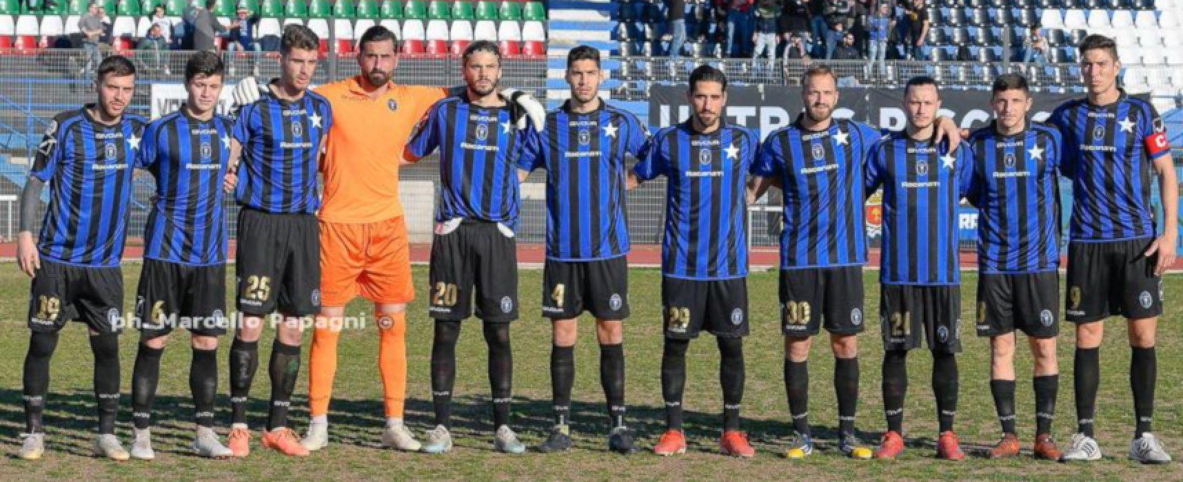 Consiglio Federale: Bisceglie Calcio torna in campo per i playout