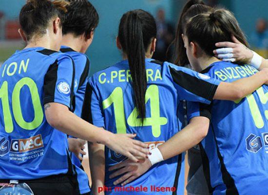 Pereira trascina il Bisceglie Femminile alla vittoria sul Pelletterie