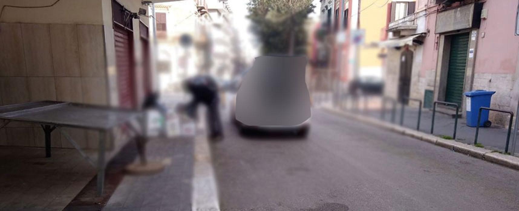 Controlli in città: denuncia a commerciante, multato cittadino per rifiuti in strada