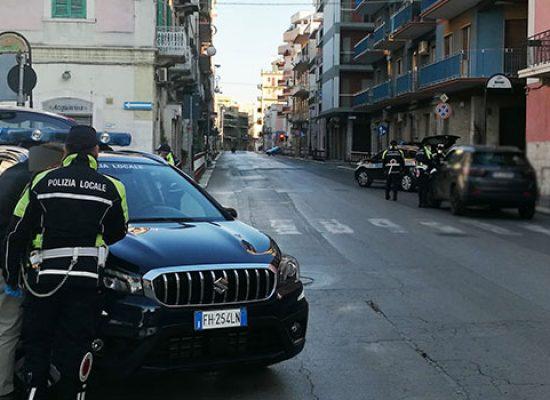 Il 2020 della Polizia Locale in numeri: report del Comandante Dell'Olio sull'attività svolta