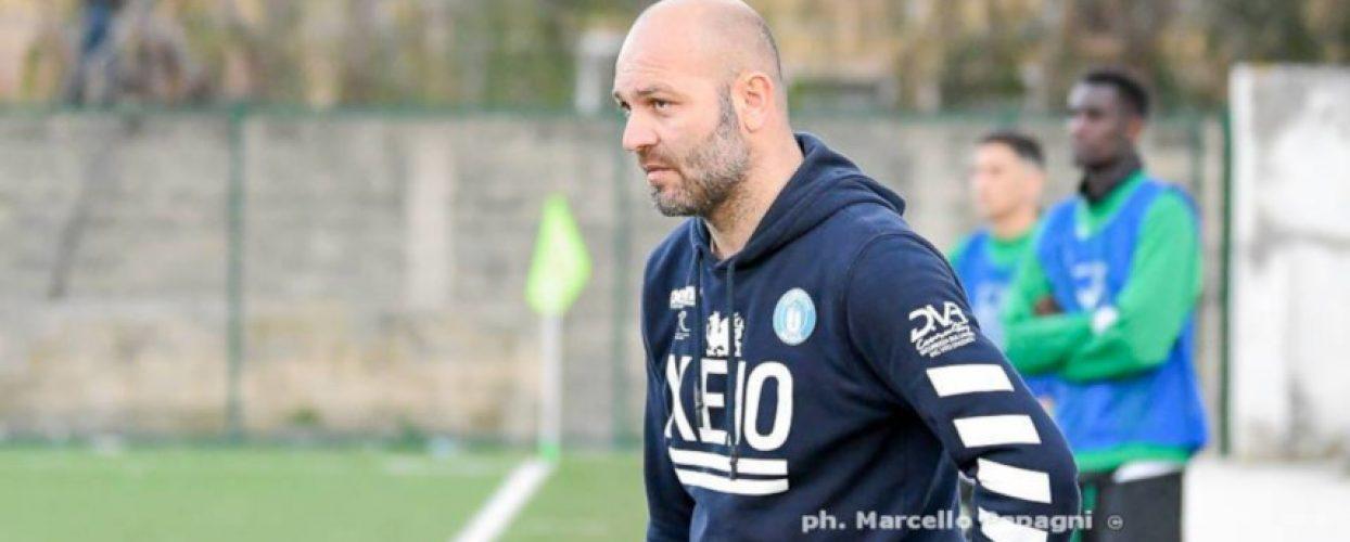 Unione Calcio, lascia anche il tecnico Di Simone