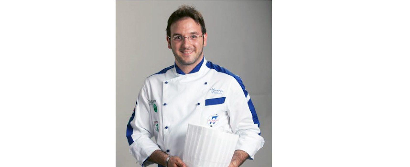 #Iorestoacasa, chef biscegliese prepara ricette per bambini su Facebook