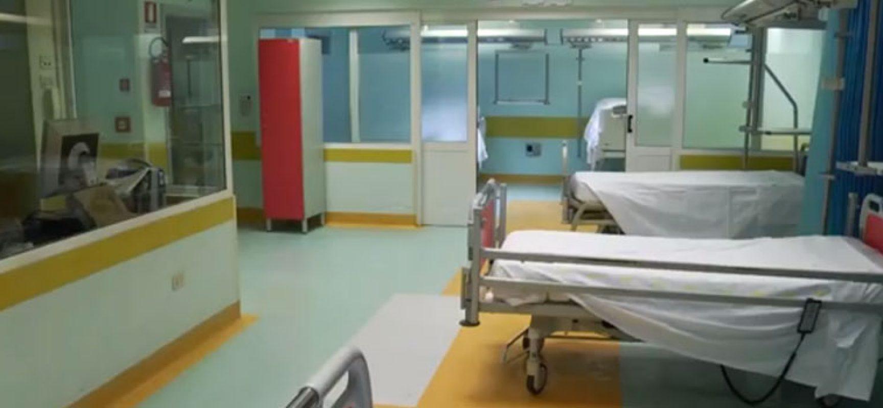 """Covid Hospital a Bisceglie, Asl: """"Decisione necessaria, crescita esponenziale pazienti"""""""