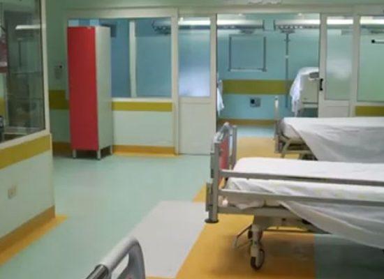 Bollettino giornaliero ospedale Bisceglie, dati in leggero miglioramento