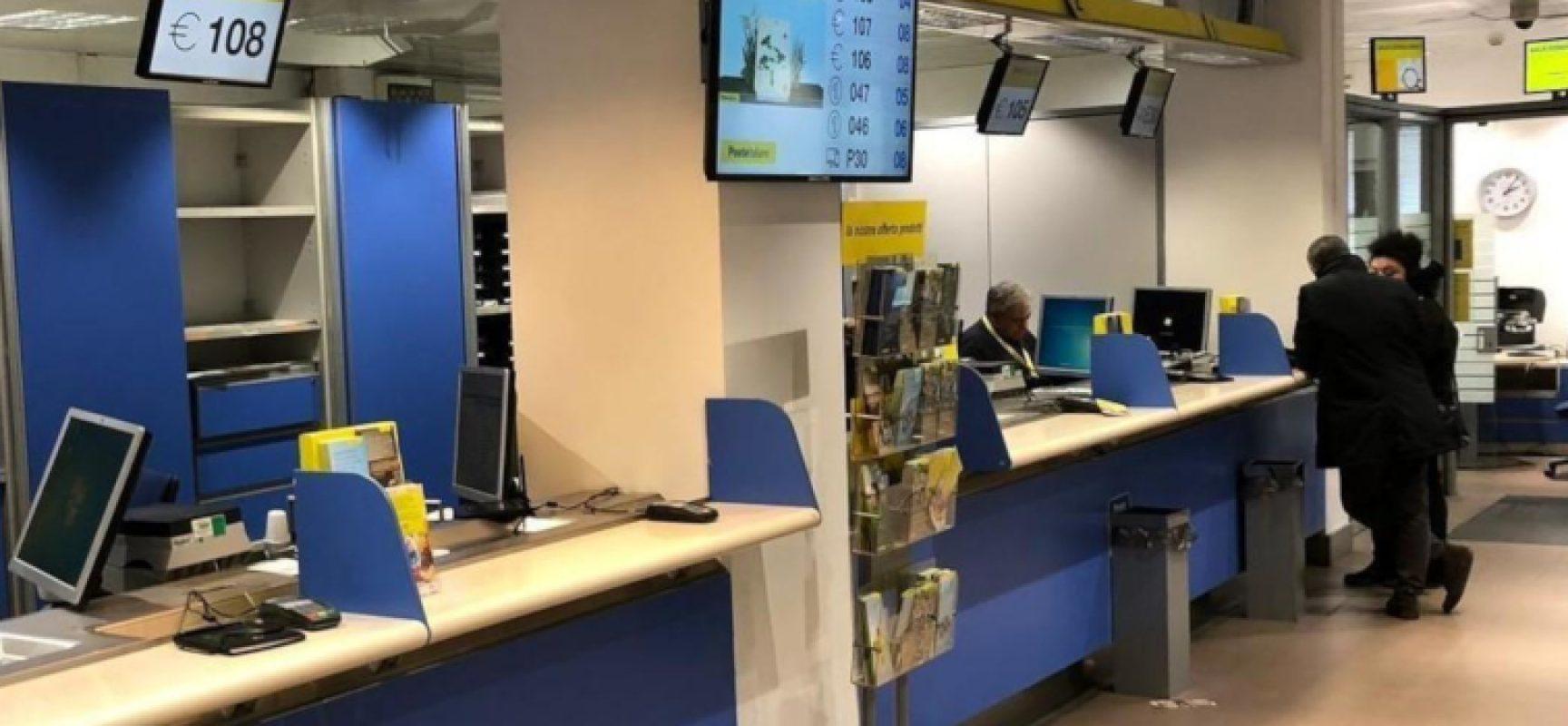 Cassa integrazione, siglato protocollo d'intesa tra Regione Puglia e Poste Italiane
