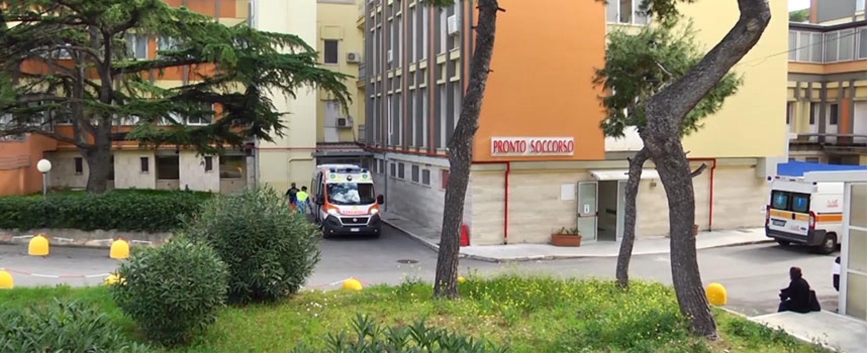 Ospedale Bisceglie: 13 i decessi dall'inizio dell'emergenza, 14 i dimessi