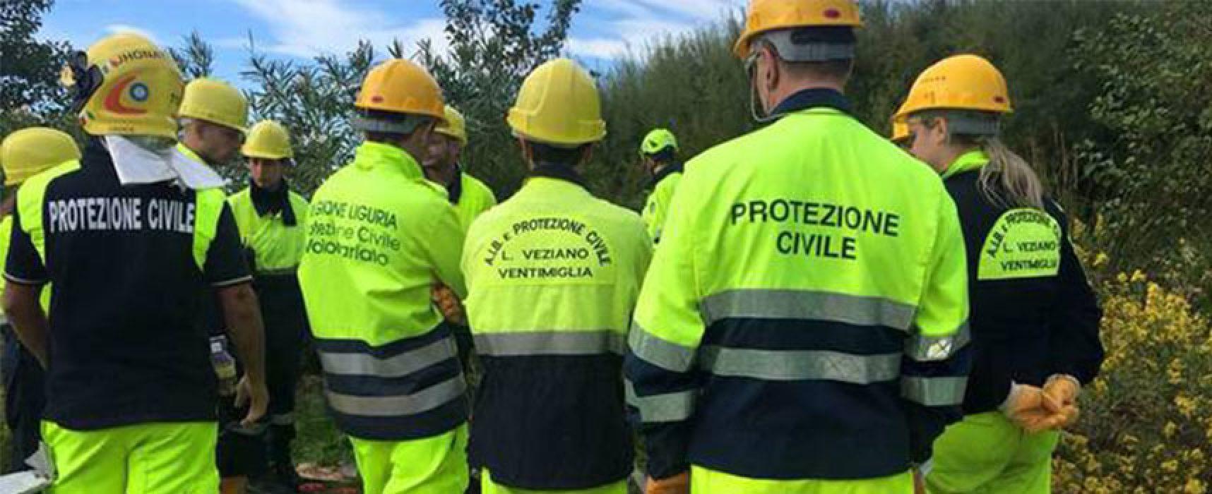 Comune di Bisceglie, 30mila euro di finanziamento per aggiornamento piano Protezione Civile
