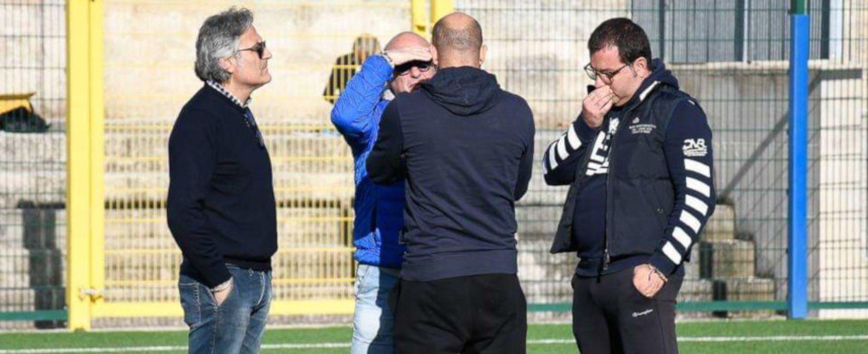 """L'Unione Calcio scrive a Tisci: """"Stop alla stagione sportiva"""""""
