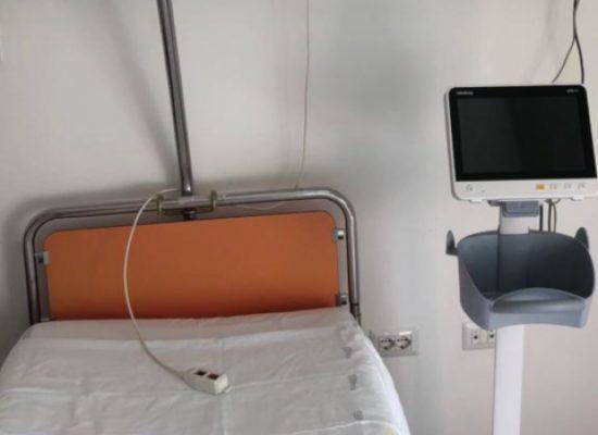 Ospedale Bisceglie, terminati i lavori in Chirurgia: pronti altri 18 posti letto / FOTO e VIDEO