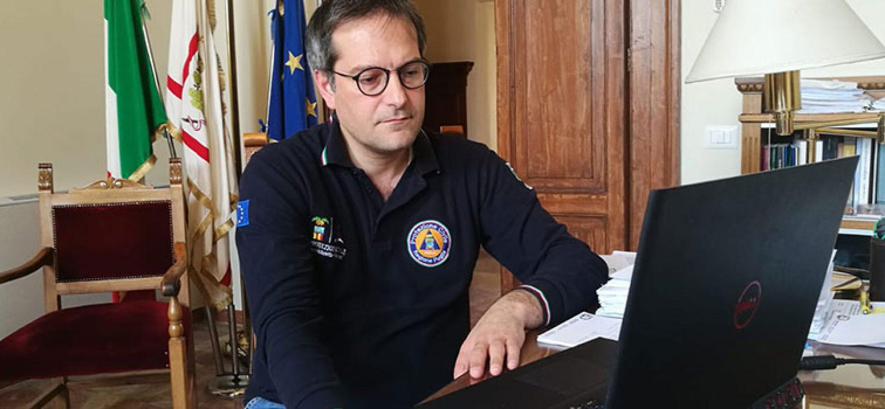 """Covid, Angarano: """"A Bisceglie circa 360 cittadini positivi, focolaio al Centro Anziani Storelli"""""""