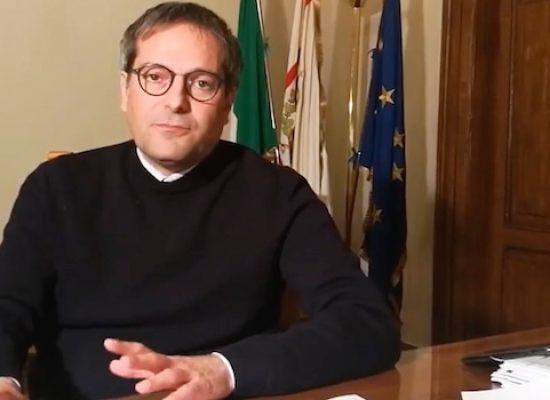Casi biscegliesi positivi a Covid-19 salgono a 18: le parole del sindaco Angarano / VIDEO