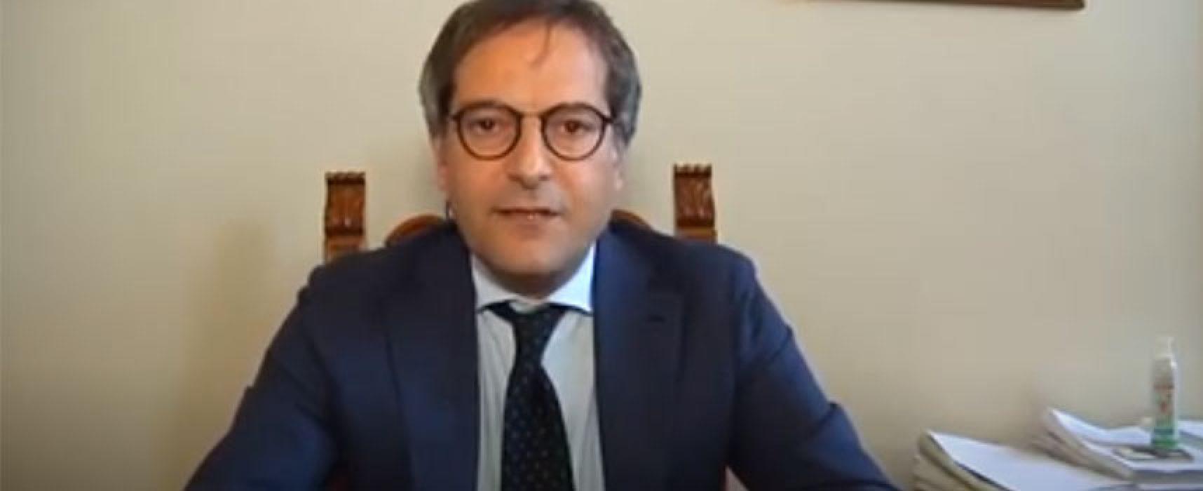 """Sale numero dei contagiati a Bisceglie, Angarano: """"Non lasciamoci prendere dal panico"""""""