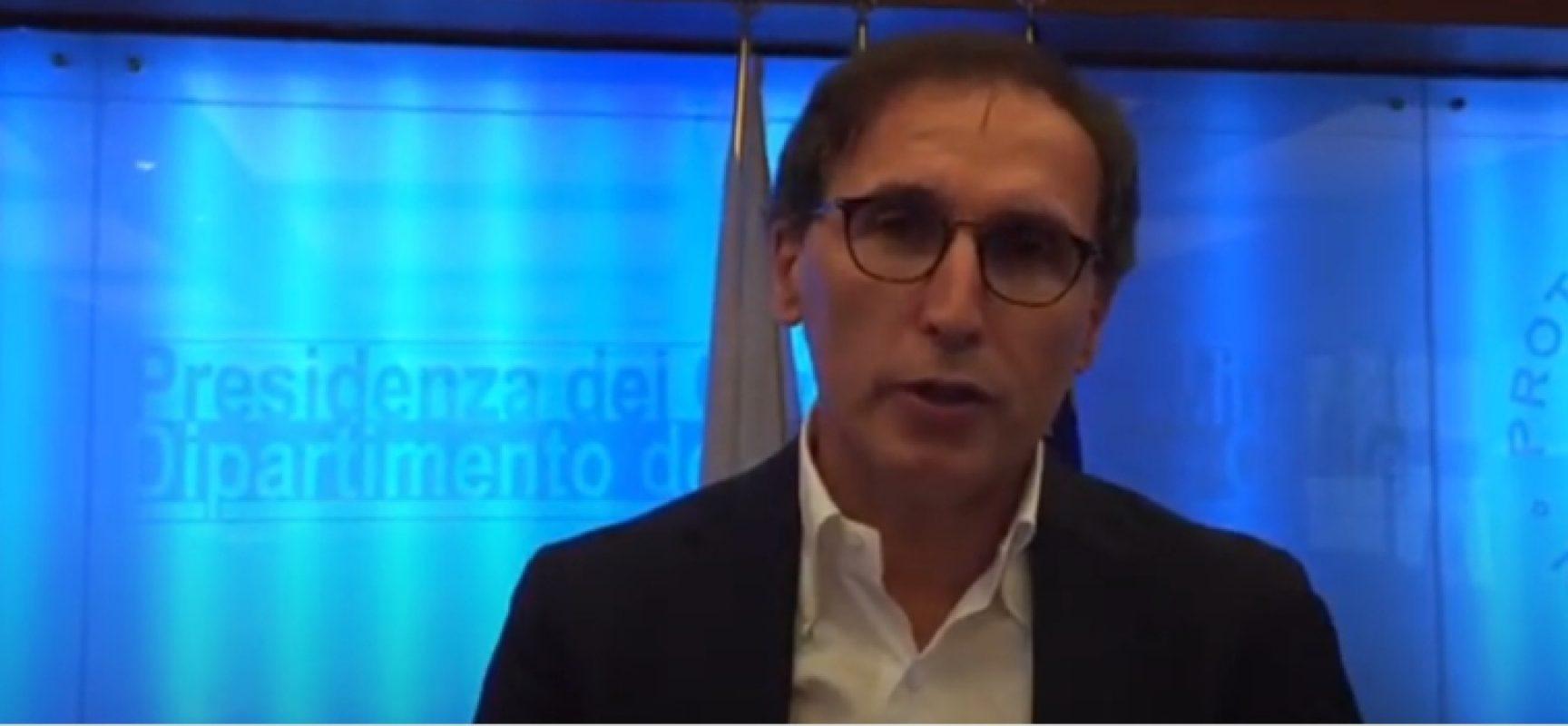 """Ministro Boccia: """"Appello ai volontari italiani: chiamata per 1500 Oss per Rsa e carceri"""""""
