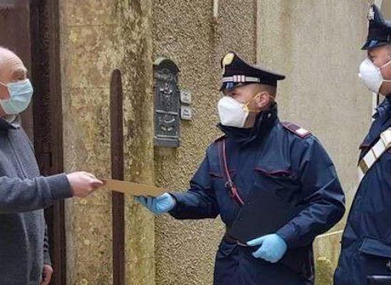 Nuovo servizio Poste: la pensione arriva a casa, in contanti, consegnata dai Carabinieri