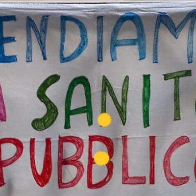#7aprile2020 e #Health4All, cartelli sui balconi per celebrare la Giornata Mondiale della Salute