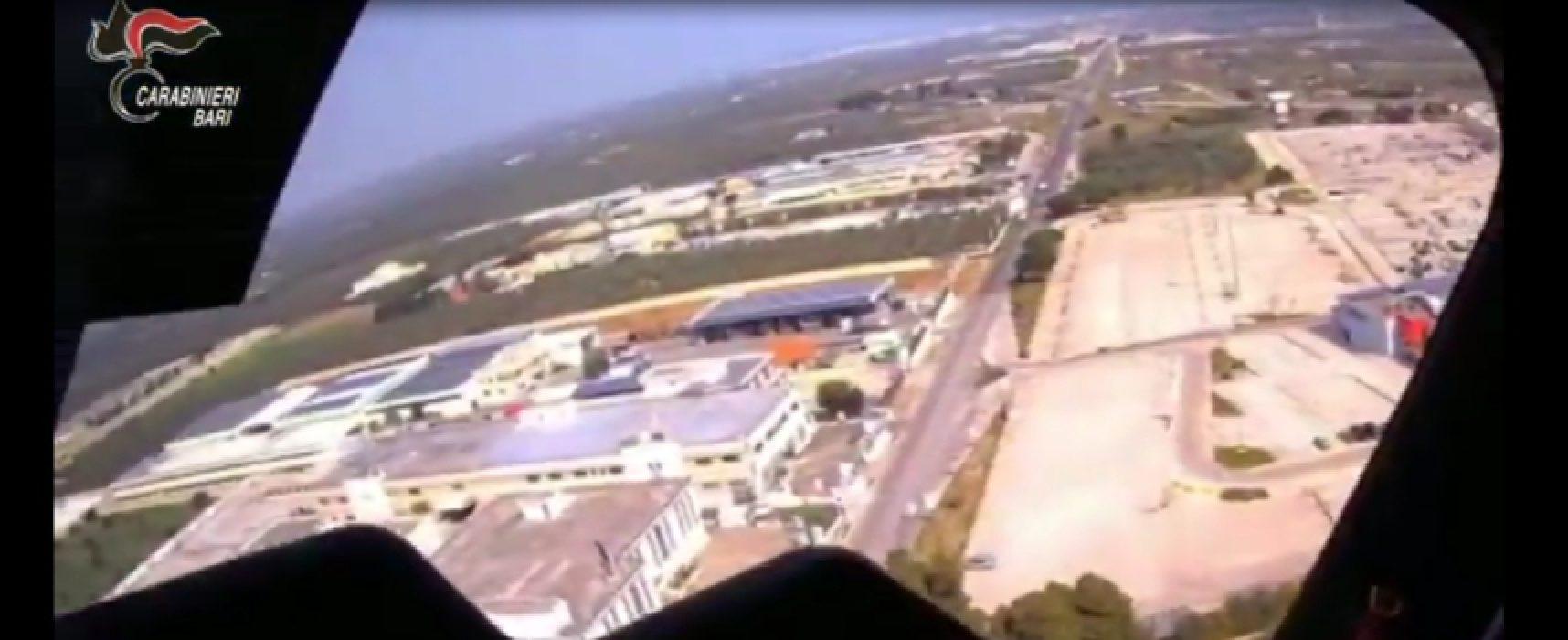 """Intensificazione controlli nella Bat, Cc: """"Tavolata su terrazzo scoperta da elicottero"""" / VIDEO"""